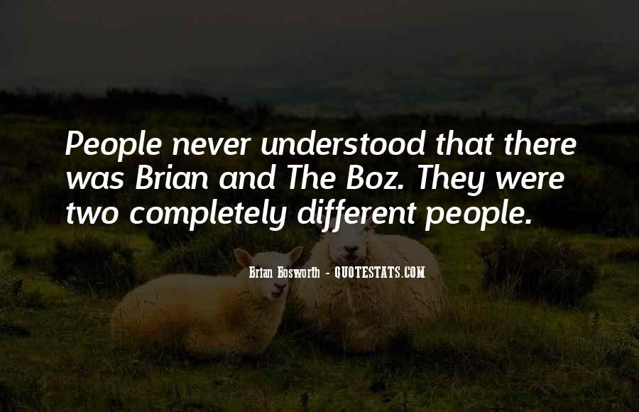 Brian Bosworth Quotes #979062