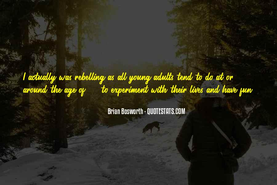 Brian Bosworth Quotes #997565
