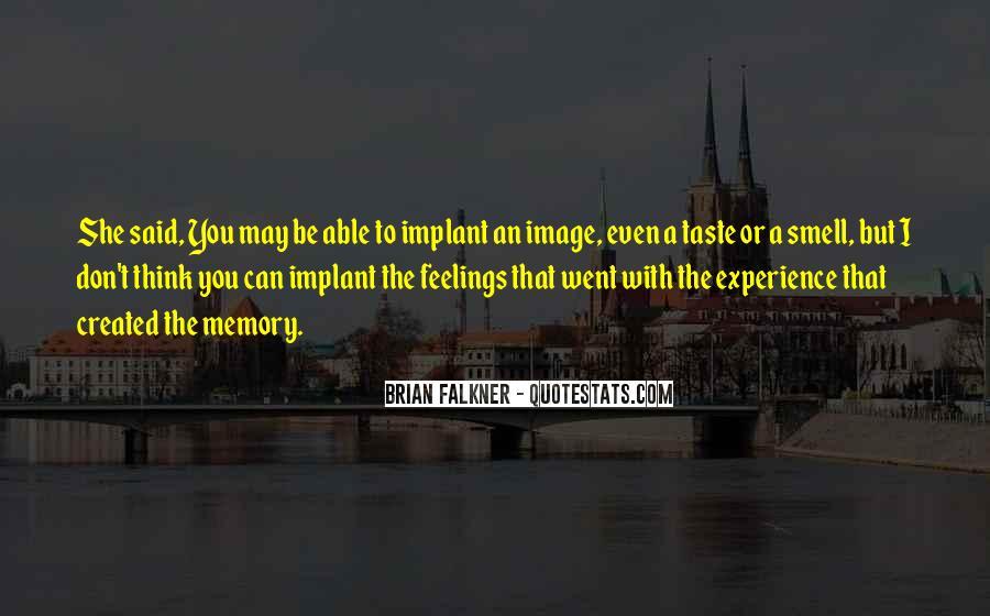 Brian Falkner Quotes #1571803