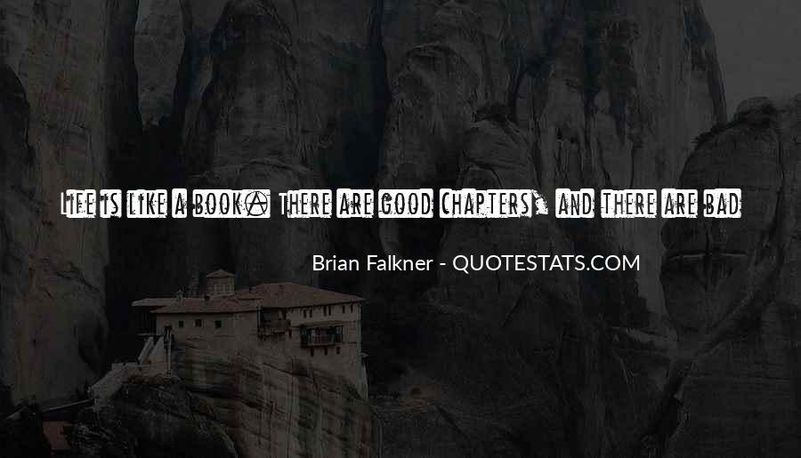 Brian Falkner Quotes #1638848