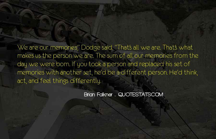 Brian Falkner Quotes #1698881