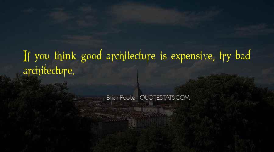 Brian Foote Quotes #94539