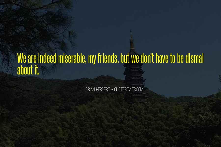 Brian Herbert Quotes #104892