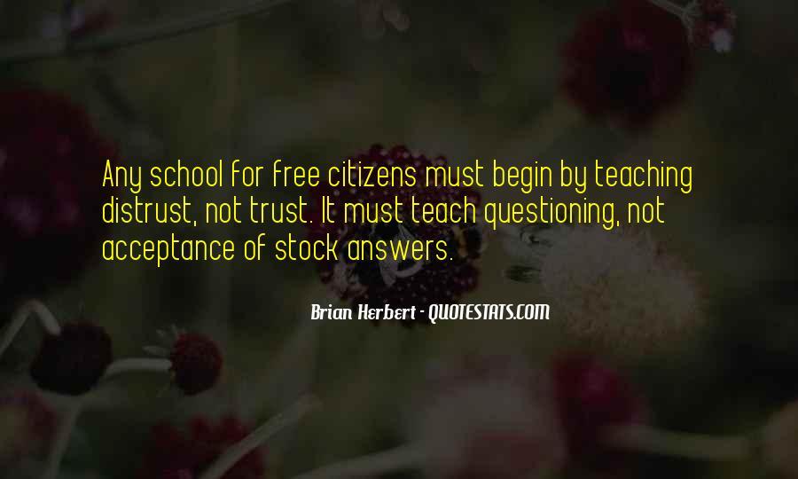Brian Herbert Quotes #1188016