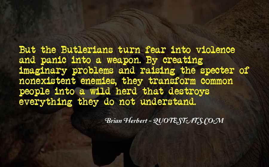 Brian Herbert Quotes #1211444