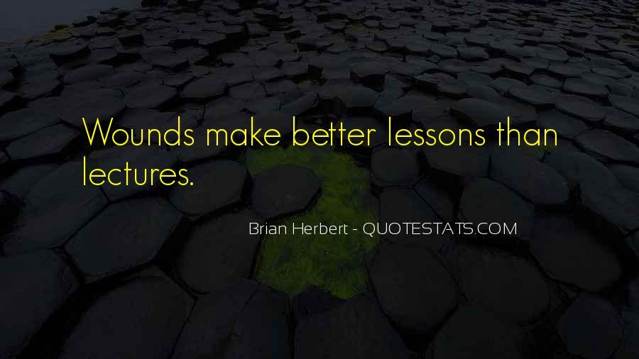 Brian Herbert Quotes #1294560