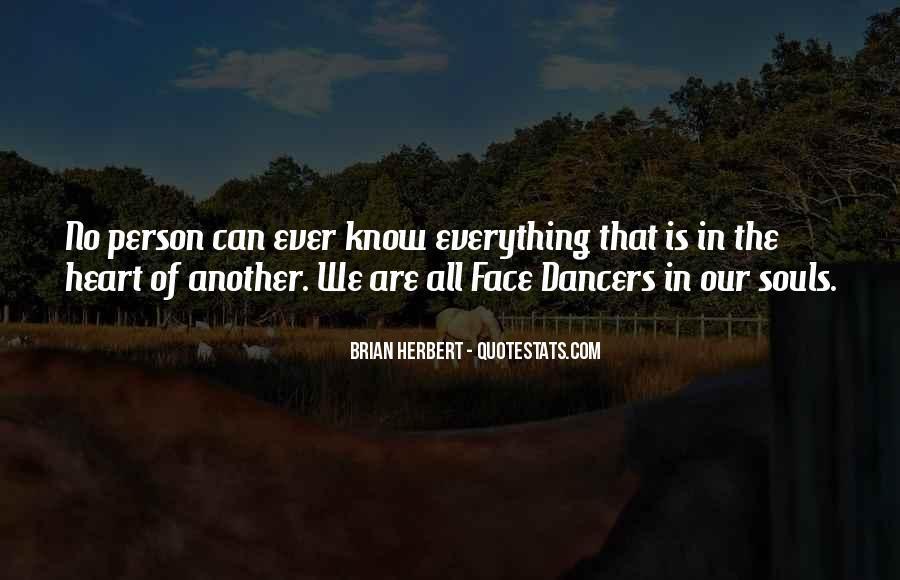 Brian Herbert Quotes #1358635