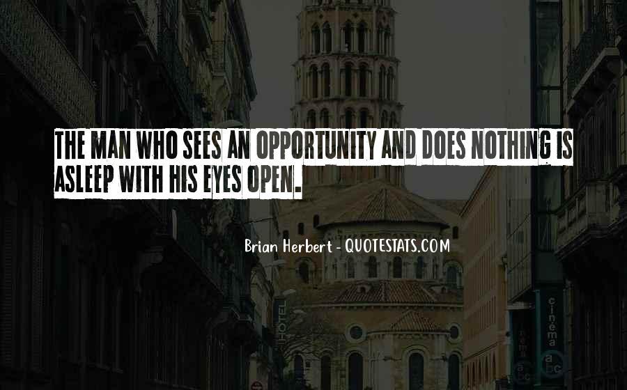 Brian Herbert Quotes #1364653