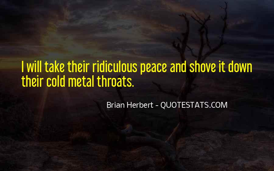 Brian Herbert Quotes #1381422