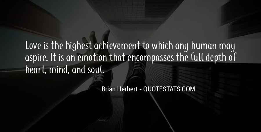 Brian Herbert Quotes #1488319