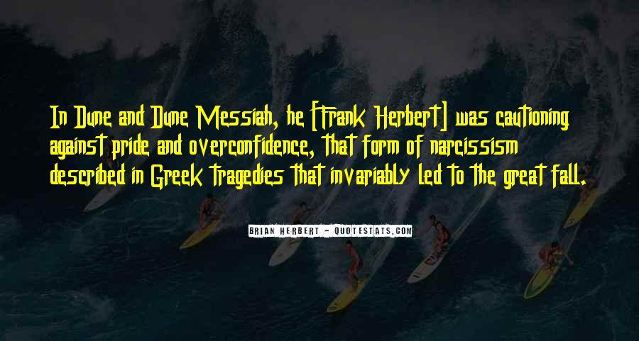 Brian Herbert Quotes #1499820