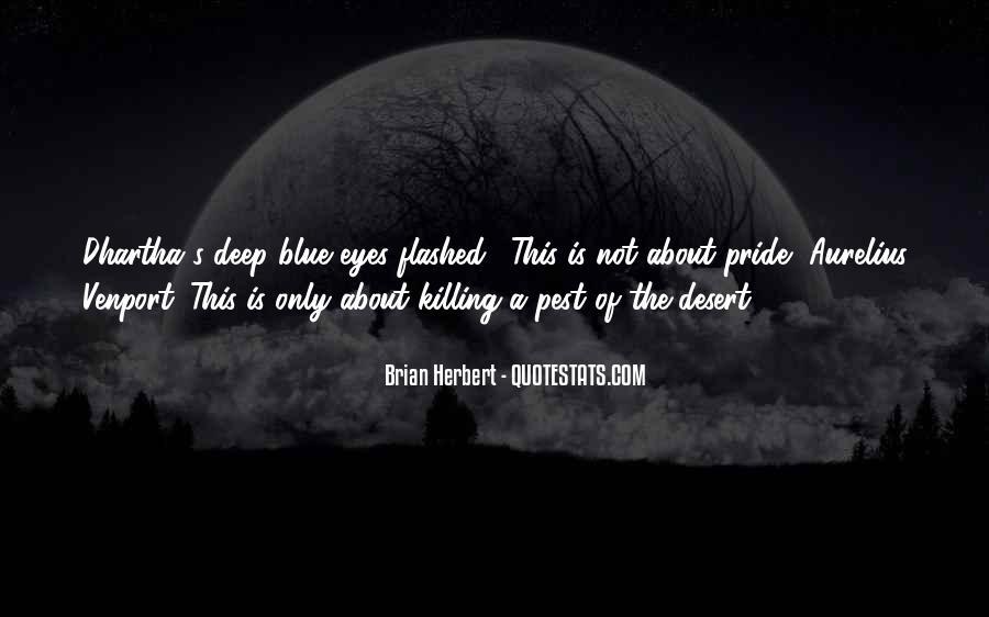Brian Herbert Quotes #1502693