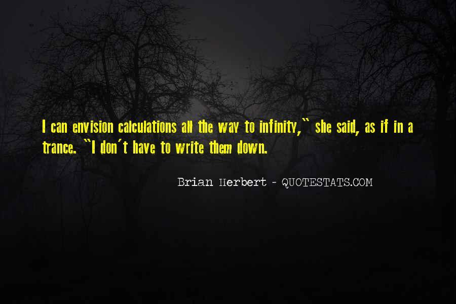 Brian Herbert Quotes #1518882