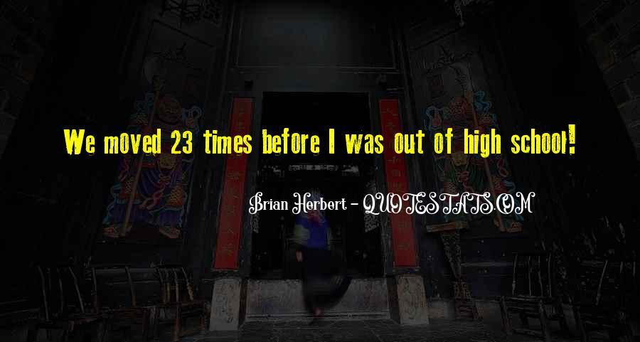 Brian Herbert Quotes #1531666