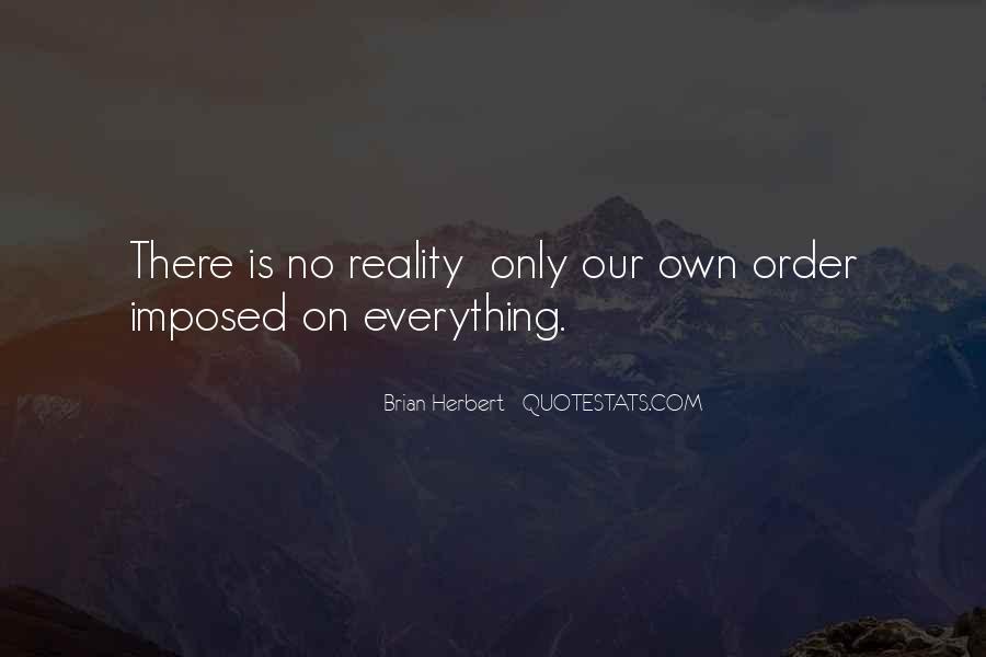 Brian Herbert Quotes #1645351