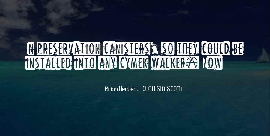 Brian Herbert Quotes #170047