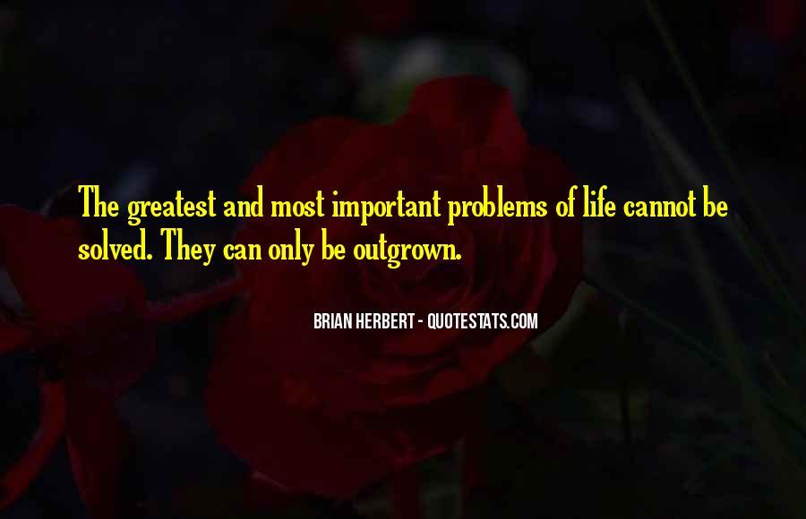Brian Herbert Quotes #1713456