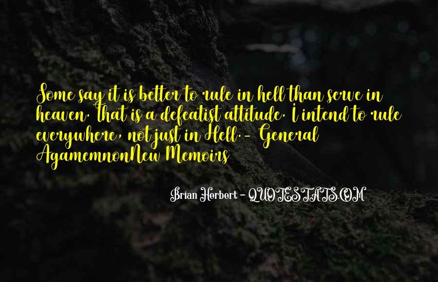 Brian Herbert Quotes #272678