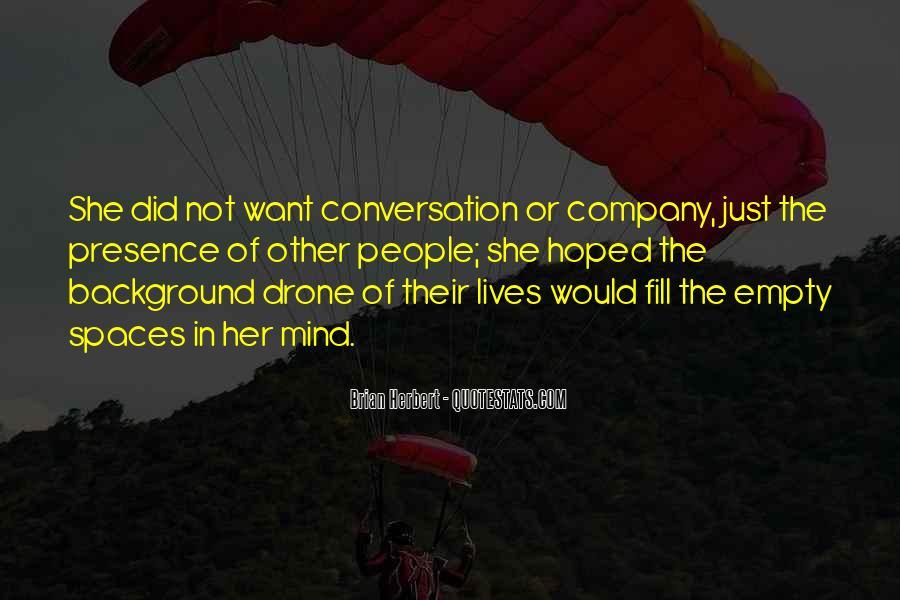 Brian Herbert Quotes #29376