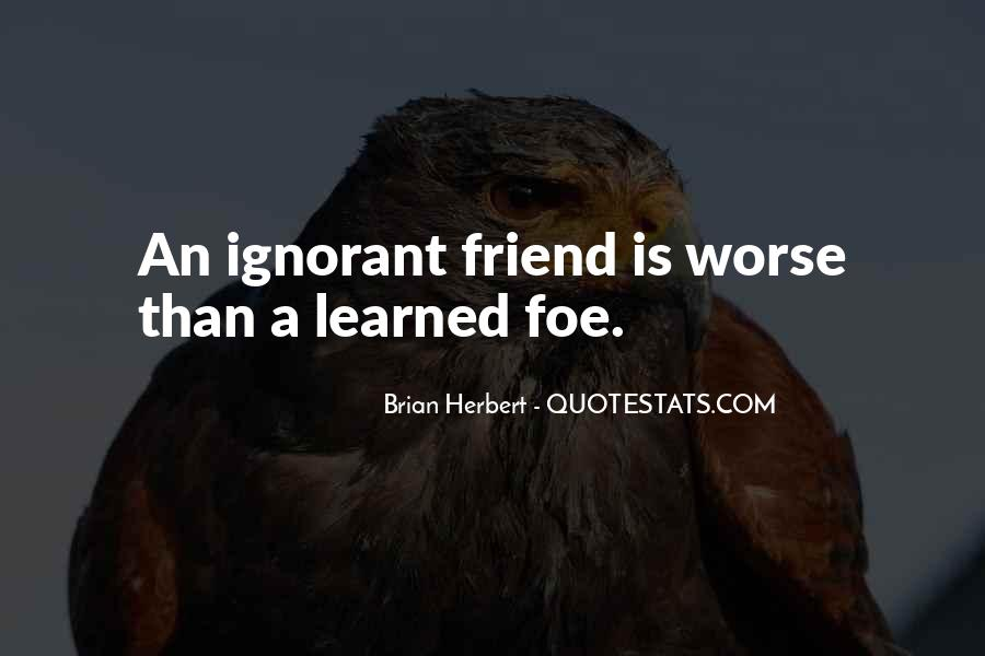 Brian Herbert Quotes #361923