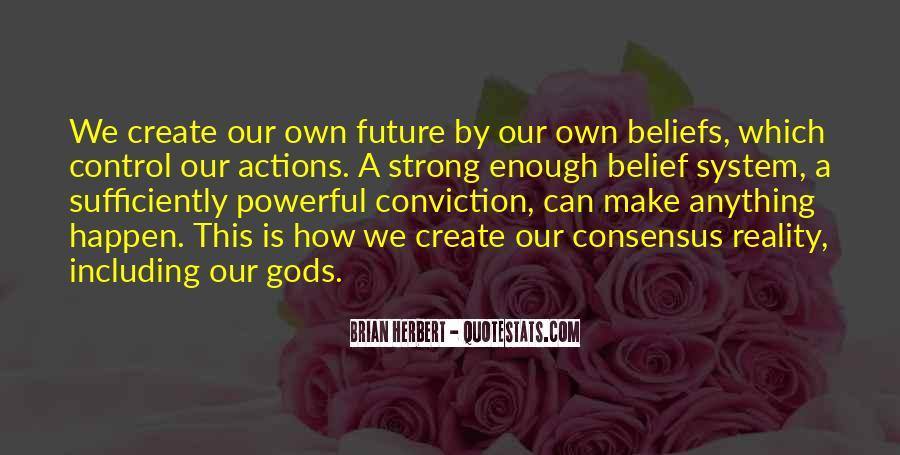 Brian Herbert Quotes #384468