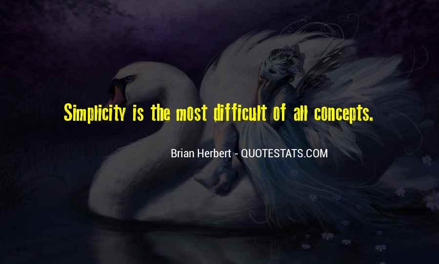Brian Herbert Quotes #401858