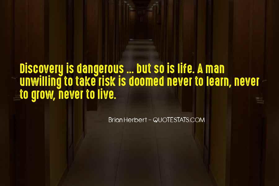 Brian Herbert Quotes #474804