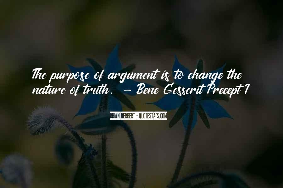 Brian Herbert Quotes #481293