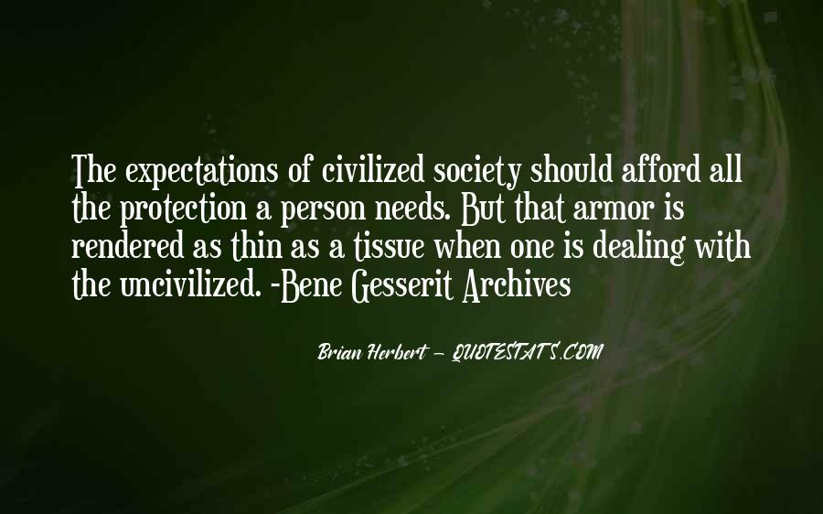 Brian Herbert Quotes #483567