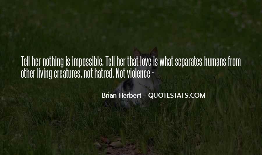 Brian Herbert Quotes #489867