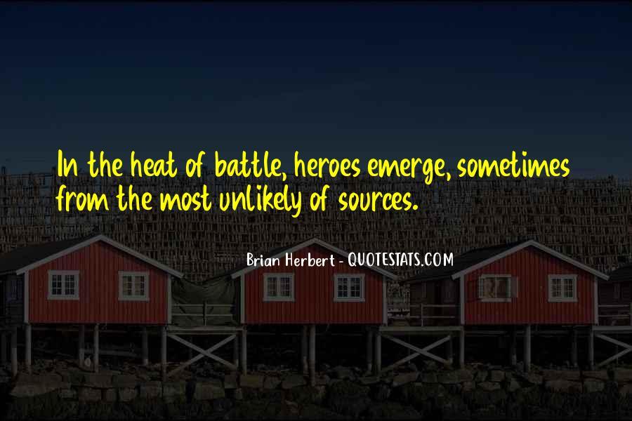 Brian Herbert Quotes #509376