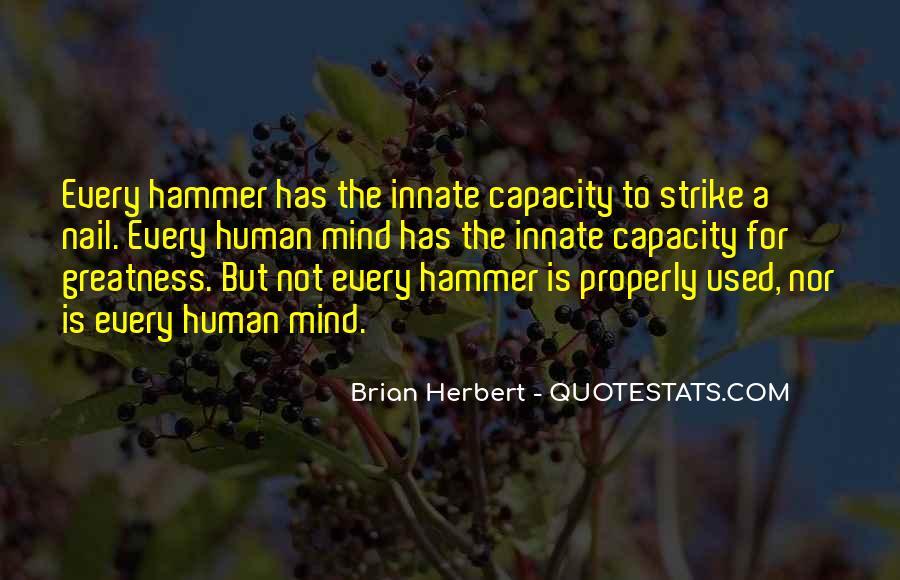Brian Herbert Quotes #53980
