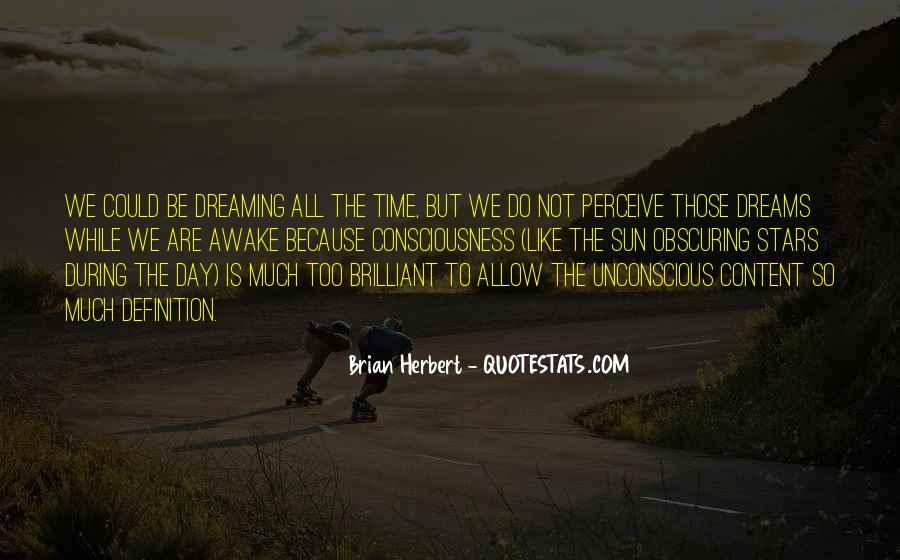 Brian Herbert Quotes #598916