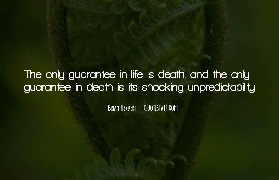 Brian Herbert Quotes #671983