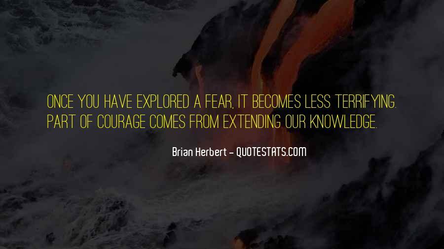 Brian Herbert Quotes #710722