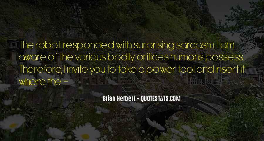 Brian Herbert Quotes #734206
