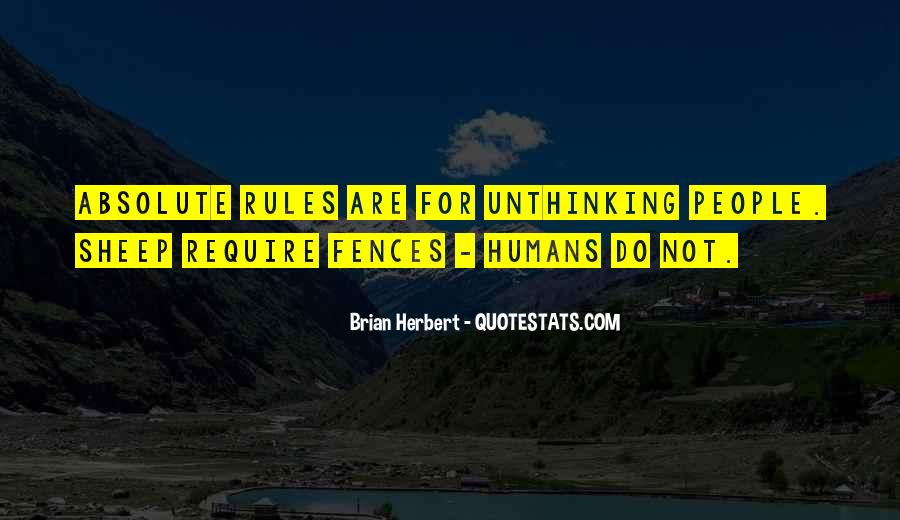 Brian Herbert Quotes #86738