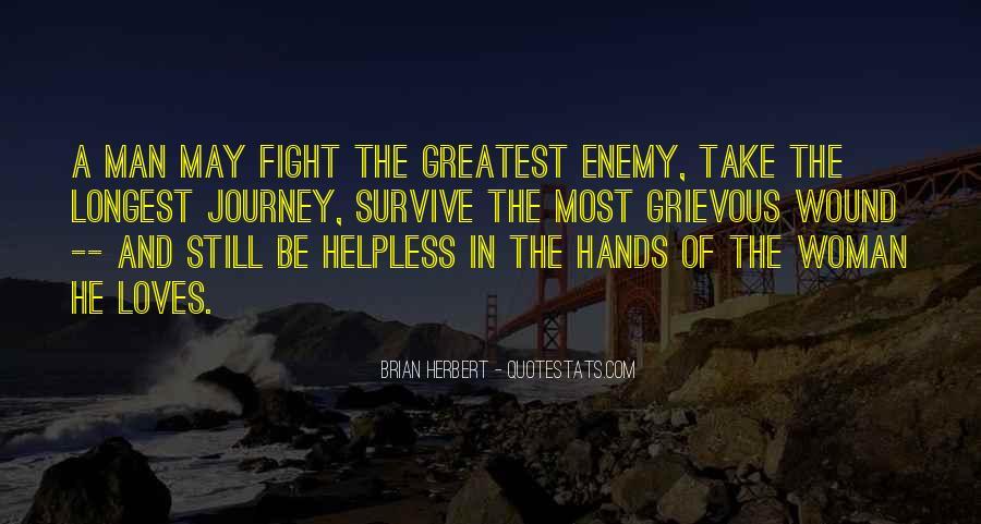 Brian Herbert Quotes #888610