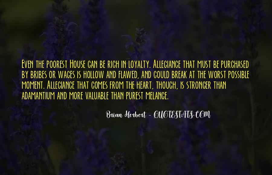 Brian Herbert Quotes #920898