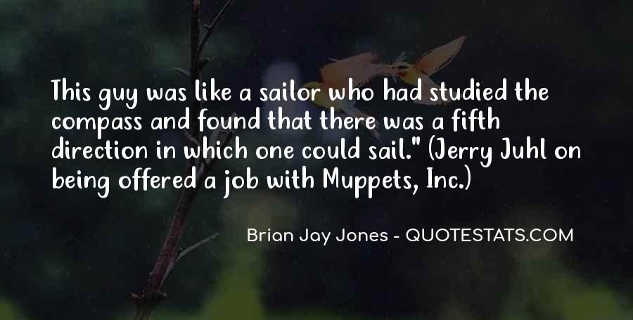 Brian Jay Jones Quotes #139308