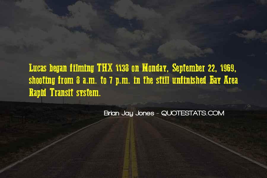 Brian Jay Jones Quotes #50841