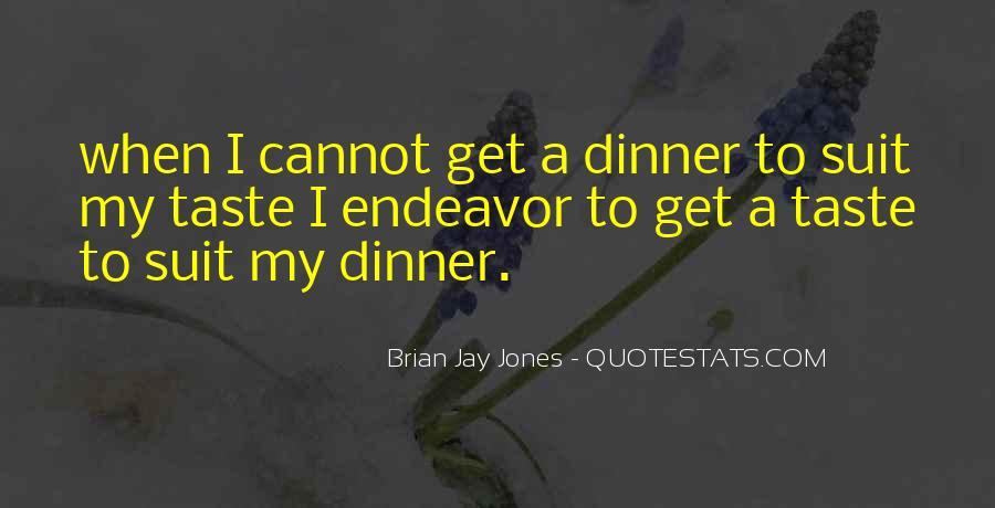 Brian Jay Jones Quotes #982763