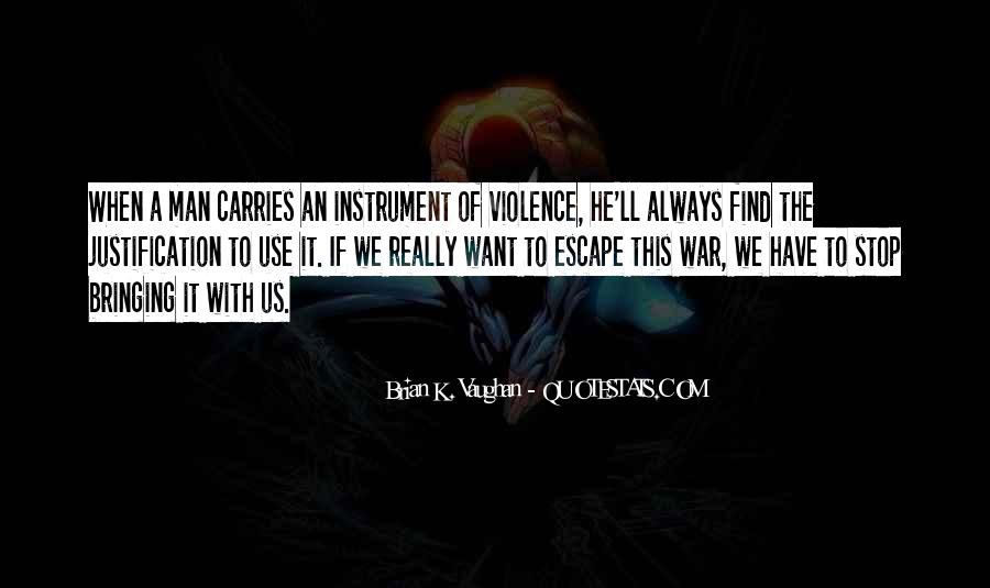 Brian K. Vaughan Quotes #1382275