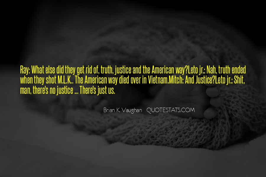 Brian K. Vaughan Quotes #1546424