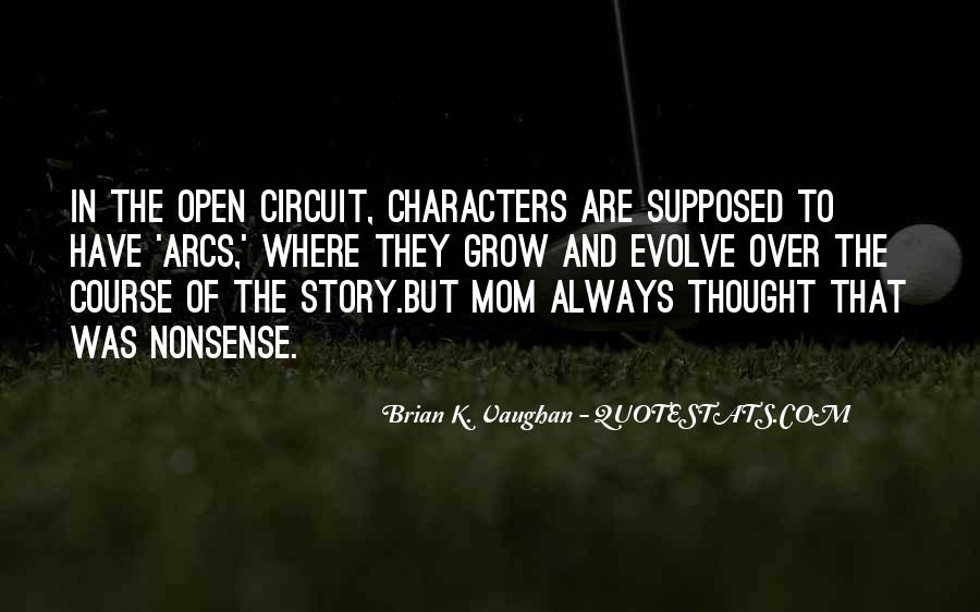 Brian K. Vaughan Quotes #781237