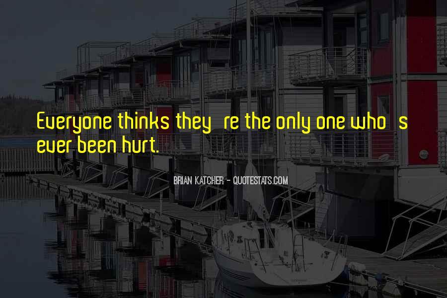 Brian Katcher Quotes #462149