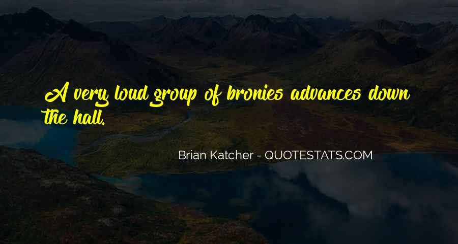 Brian Katcher Quotes #861873