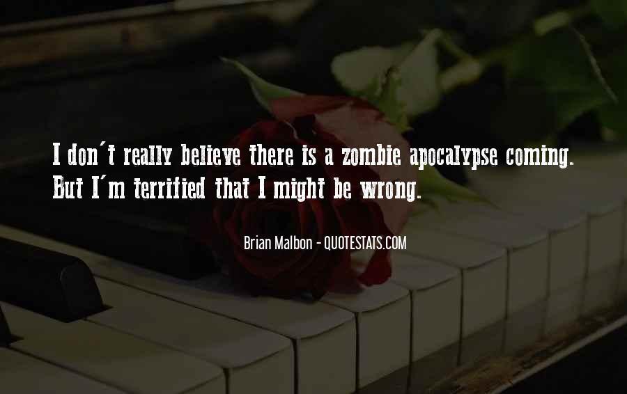 Brian Malbon Quotes #167134