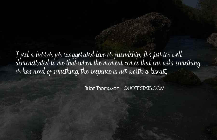 Brian Thompson Quotes #898621