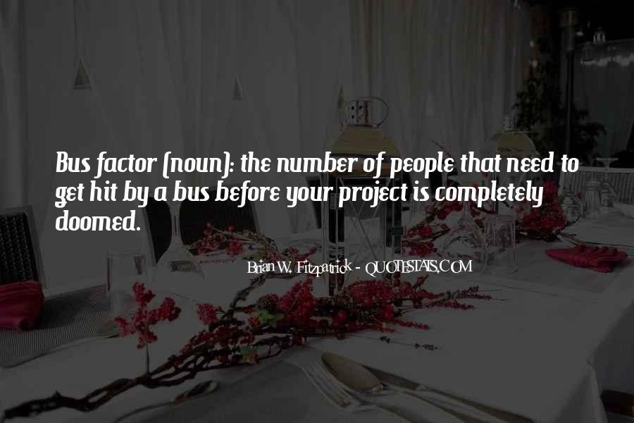Brian W. Fitzpatrick Quotes #1207244